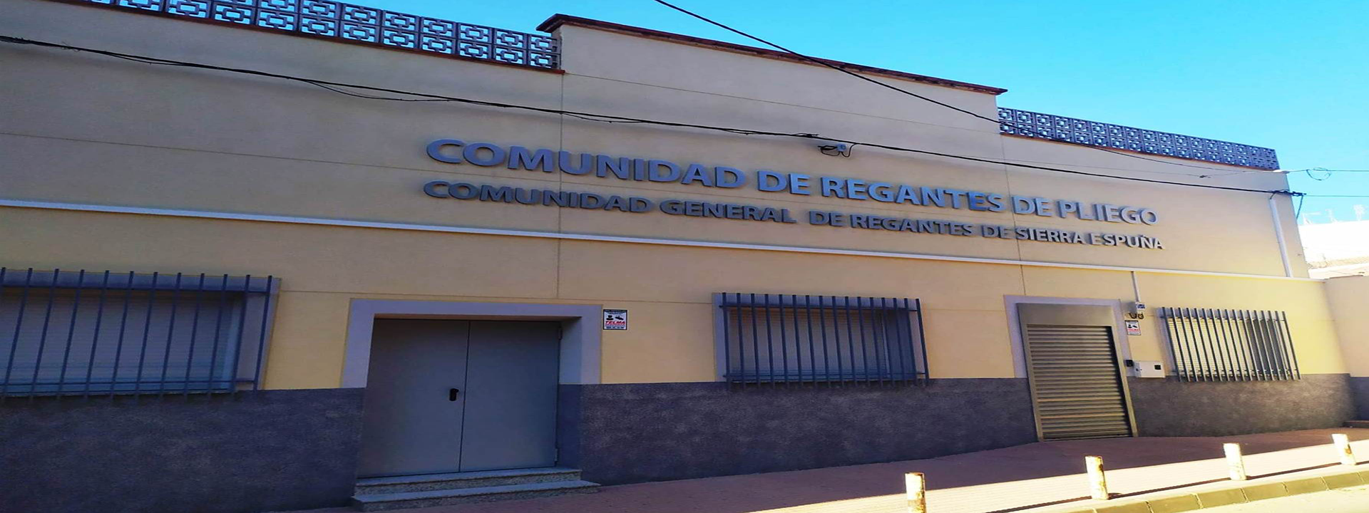 Sede de la Comunidad de Regantes
